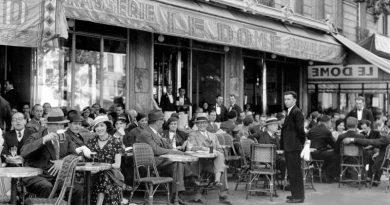 La generación de los 20, la generación que padeció la Primera Guerra Mundial.
