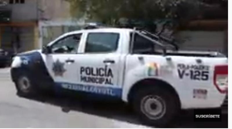En Neza sí les funciona la policía de proximidad.