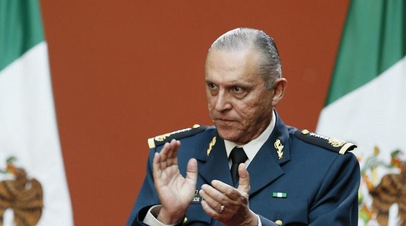 General Salvador Cienfuegos: La tormenta que se avecina.