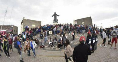 Invita TyE a jóvenes a Peregrinación virtual a Cristo Rey