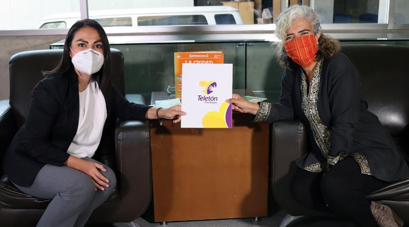 """Fundación Porrúa implementa iniciativa """"Que cambie de mano"""" para donar libros a menores."""