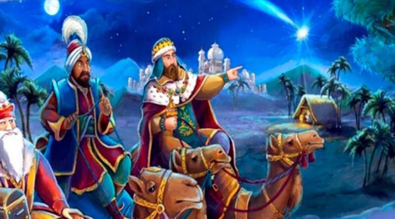 Lo fundamental de lafigura de los Reyes Magos es su mensaje teológico: la manifestación de Jesús a todos los pueblos.