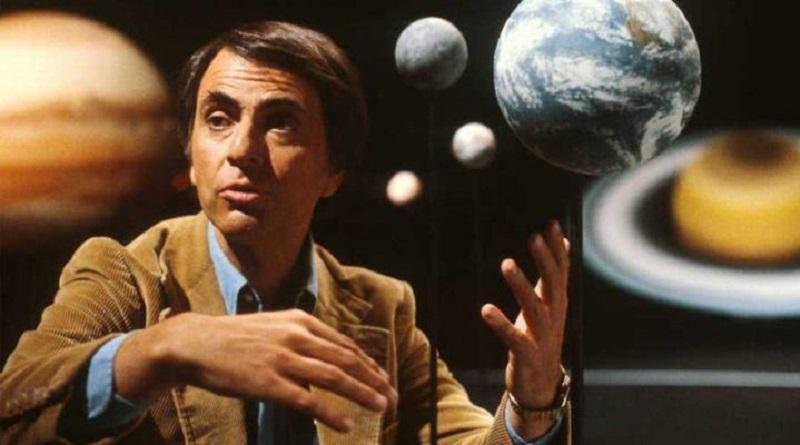 Carl Saga, divulgador de la ciencia, es un agnóstico conocido.