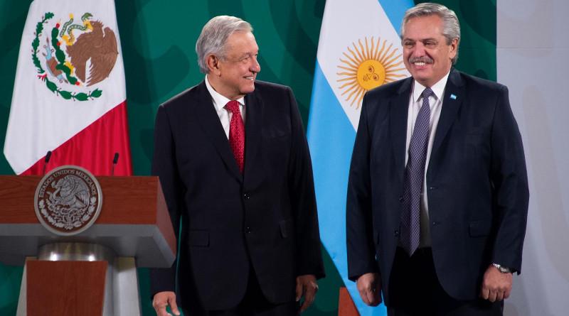 Andrés Manuel López Obrador (México) y Alberto Fernández (Argentina) intentan crear un nuevo eje para imponer el socialismo populista en América Latina.