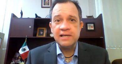 Al asumir la presidencia de la CMDH, el Mtro. René Bolio Halloran señaló que el gobierno lopezobradorista no ha valorado las demandas de un amplio sector social.
