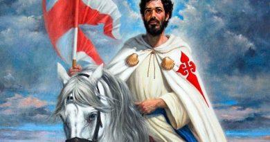 """""""Las campanas de Santiago"""" es una novela recomendable para conmemorar el Año Santo Compostelano 2021."""