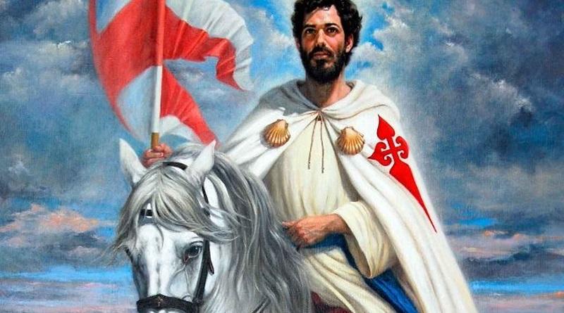 """2021, Año Santo del Apóstol Santiagogo"""" es una novela recomendable para conmemorar el Año Santo Compostelano 2021."""