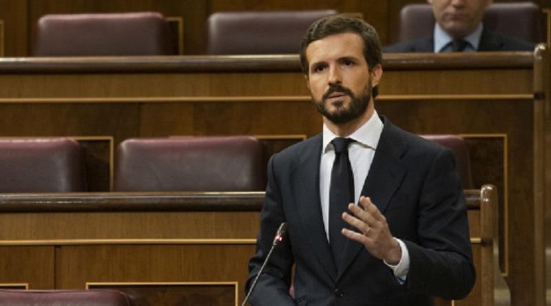 En las elecciones de la Comunidad de Madrid, el presidente del Partido Popular, Pablo Casado, podría volver a traicionar a los españoles.