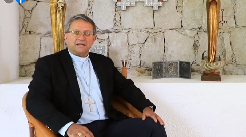 Que la política regrese al pueblo y que éste la defina, no el Estado o gobierno, dice Monseñor Víctor Alejandro Aguilar Ledesma, responsable de la Dimensión Episcopal para los Laicos.