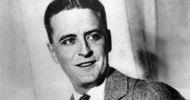 Scott Fitzgerald, escritor emblemático del siglo XX
