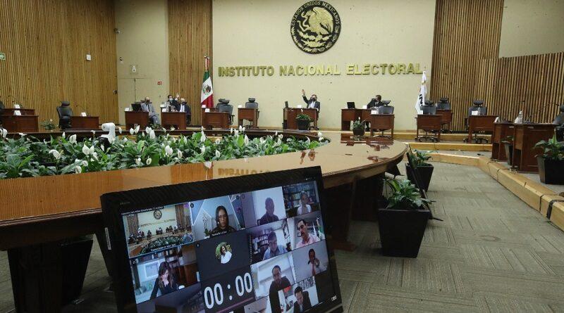 Avalan observadores extranjeros transparencia, legalidad y certeza del Proceso Electoral 2020-2021 organizado por el Instituto Nacional Electoral (INE)