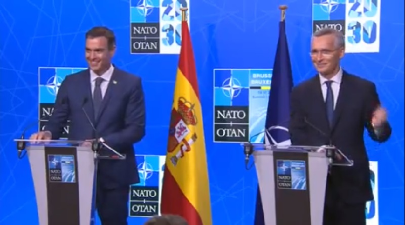 España será sede de la reunión cumbre de la OTAN en 2022