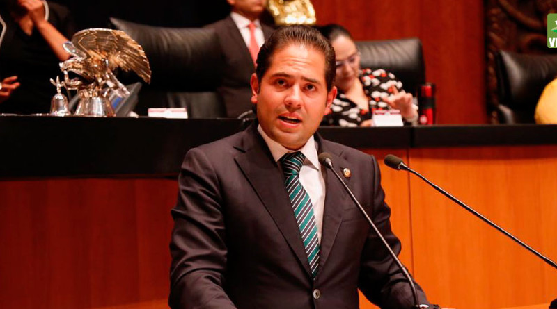 La figura del senador Raúl Bolaños-Cacho Cué ilustra muy bien la complicidad del PVEM con Andrés Manuel López Obrador.