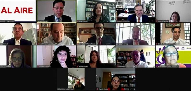 Presentan a INE conclusiones preliminares de observaciòn electoral