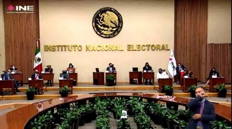INE declara improcedentes dos solicitudes de medidas cautelares realcionadas con la revocación de mandato.