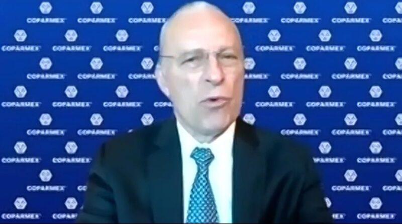 """Foro de Coparmex """"Ideas para Avanzar"""" busca reactivar economía"""